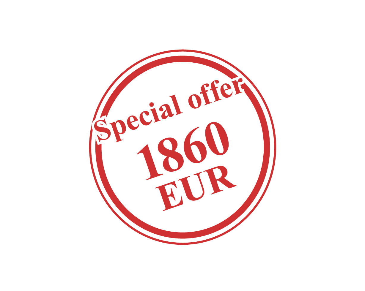 Special offer: Cyprus - 1860 EUR