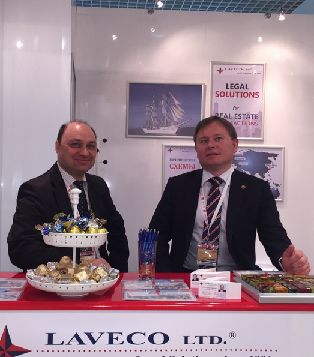 LAVECO Ltd. participated at one of the largest real estate exhibitions in the world for the 6th time.